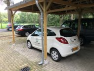 Autobelettering Ford Ka Eefde