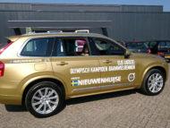 Full carwrap Volvo XC90 Elis Ligtlee
